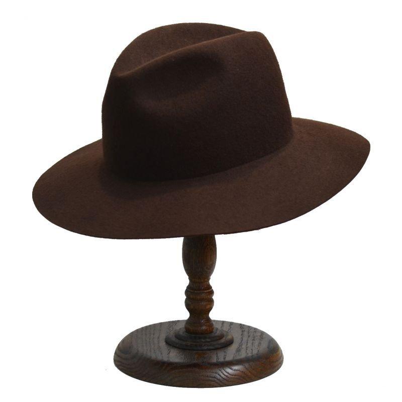 画像1: yotsuba  - Felt Hat [BROWN]