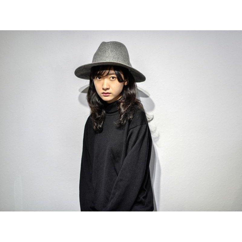 画像3: yotsuba  - Felt Hat [GRAY]