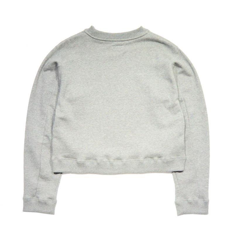 画像2: Sumile - Day Dream Short Sweat Tops [Gray]