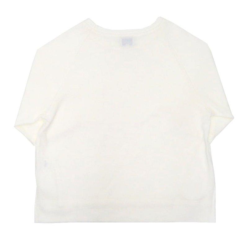 画像2: yotsuba - Raglan Thermal Tops [White]