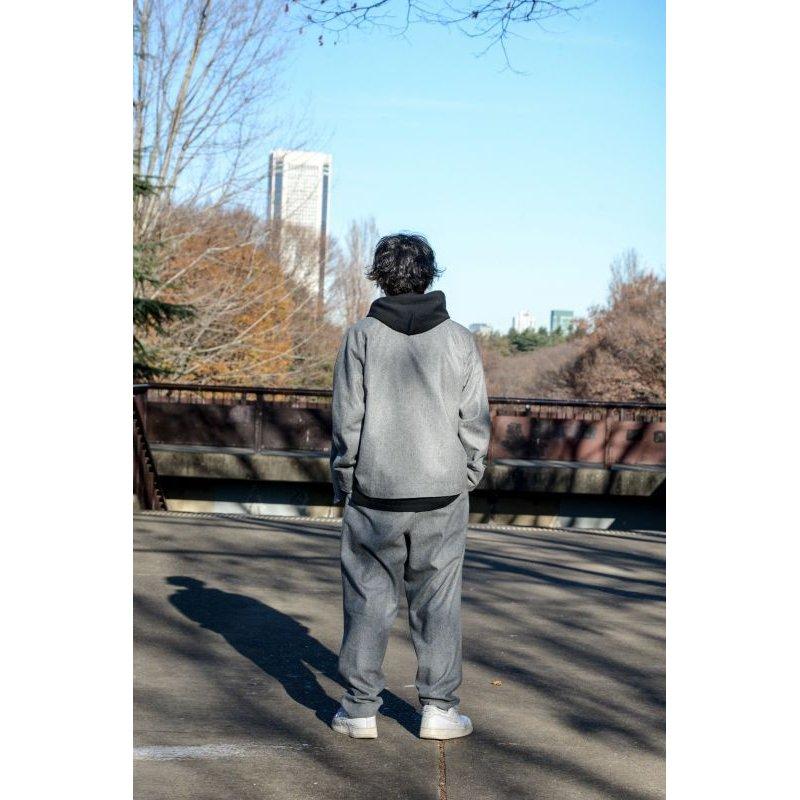 画像5: yotsuba - Nocollar Jacket [GRAY]