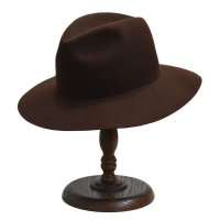 yotsuba  - Felt Hat [BROWN]