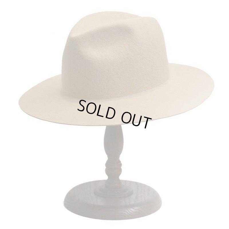 画像1: yotsuba - Felt Hat [BEIGE]