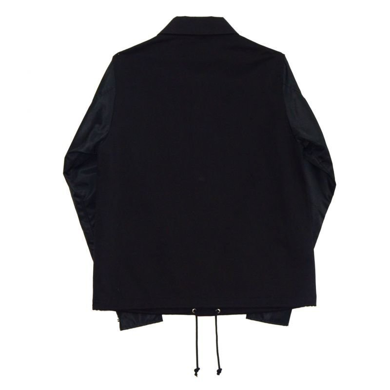画像2: yotsuba - Switching Coach Jaket [Black]