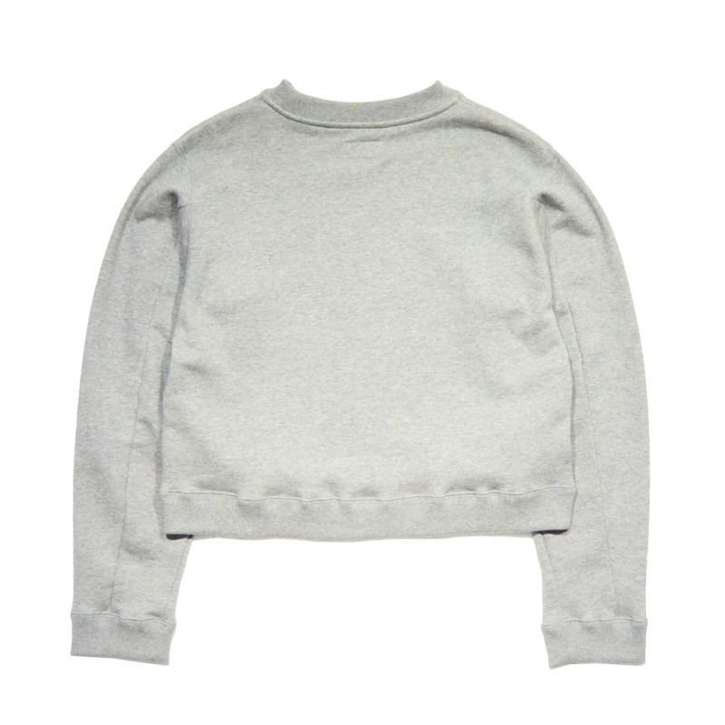 画像2: Sumile - Day Dream Short Sweat Tops [Gray]