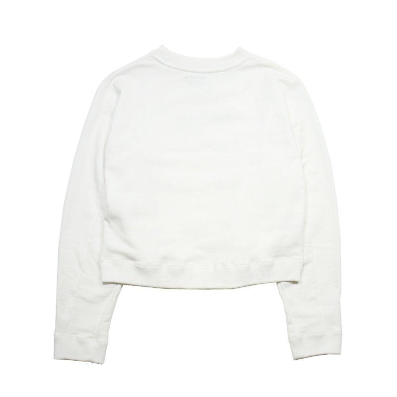 画像2: Sumile - Day Dream Short Sweat Tops [White]
