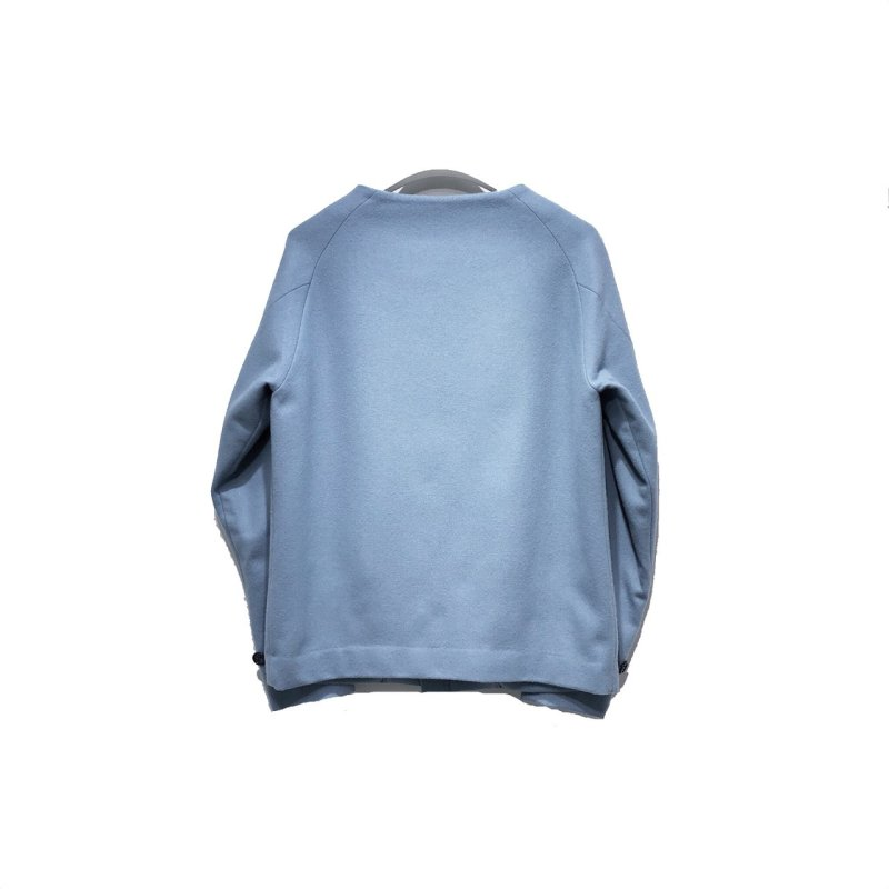画像2: yotsuba - Nocollar Jacket [LIGHT BLUE]