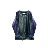 yotsuba - Souvenir Pullover Tops [Green]