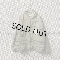 Used - Red Cross Military Design Jacket